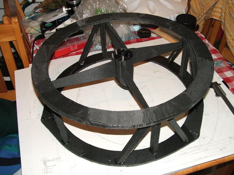 My 400 mm Carbon Fiber String-Dobsonian